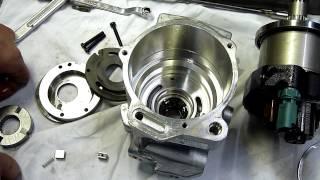getlinkyoutube.com-Delphi Common Rail Diesel pump Autopsy Pt2 -Hyundai Terracan and Kia K2700 pump
