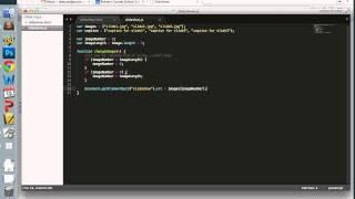 getlinkyoutube.com-Create a simple JavaScript Slideshow - Programming Tutorial