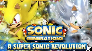 getlinkyoutube.com-Sonic Generations A Super Sonic Revolution - Mod Mondays & GIVEAWAY