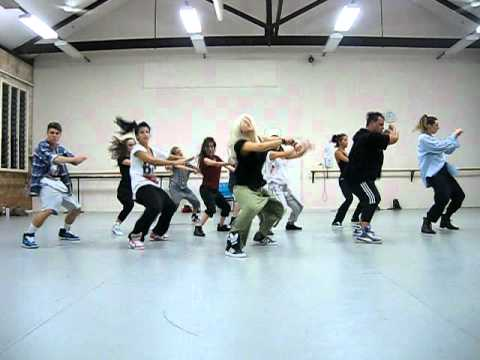 'look at me now' (part 2) Chris Brown / Busta Rhymes choreography by Jasmine Meakin (Mega Jam)