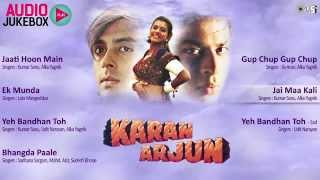 Karan Arjun 1995 jukebox