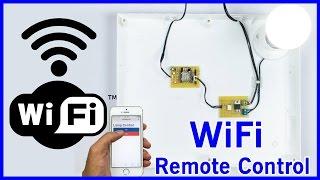 DIY ESP8266 Home Automation using WiFi