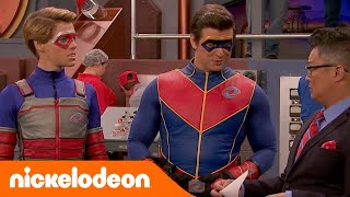 getlinkyoutube.com-Henry Danger   La sfida delle patatine   Nickelodeon