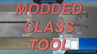 getlinkyoutube.com-MW2 | TU8 | Custom Modded Class Tool | Names, Camos & More! | +Download