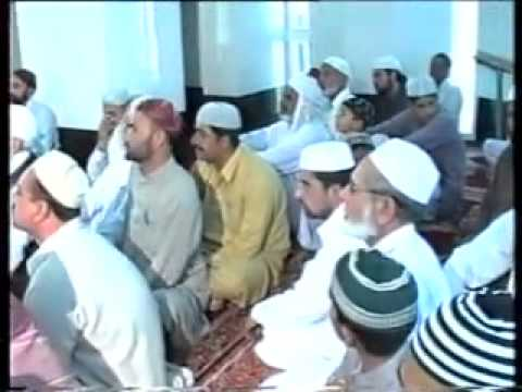 Faisal Masjid Gujar Khan Inauguration Ceremony (Part 02)