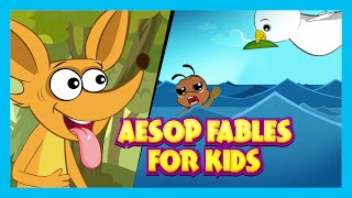 getlinkyoutube.com-Aesop Fables For Children | Best Moral Stories For Kids | One Hour English Stories