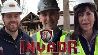 getlinkyoutube.com-InvadR Interviews: Adam House, David Cromwell, Suzy Cheely