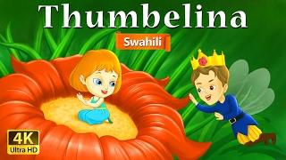 Thumbelina in Swahili - Hadithi za Kiswahili - Katuni za Kiswahili - 4K UHD - Swahili Fairy Tales