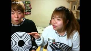 getlinkyoutube.com-왕쥬 남자친구의 유창한 영어 실력
