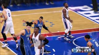 getlinkyoutube.com-NBA 2K16 My GM Mode Ep.4 - | Philadelphia 76ers Playoffs!!