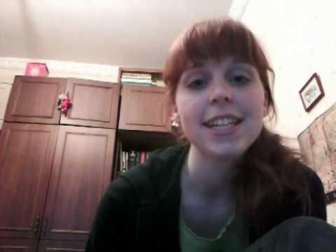 chica rusa hablando espanol y ruso :)