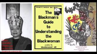 getlinkyoutube.com-Sis. Shahrazad Ali On The Effeminization of Black Males On PrimeTime TV