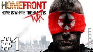 getlinkyoutube.com-Homefront Gameplay Walkthrough Part 1 No Commentary