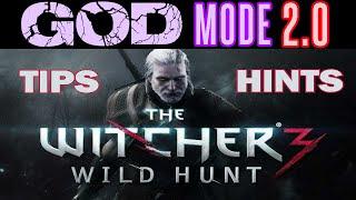 getlinkyoutube.com-The Witcher 3 - God Mode 2.0 Exploit Tips - Patch 1.08 - Invincibility Infinite Stamina Extreme DPS