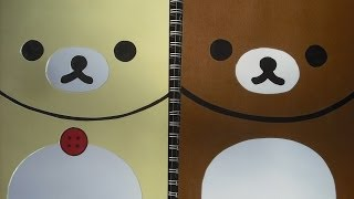 getlinkyoutube.com-DIY libretas kawaii ♥ rilakkuma