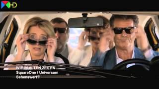 getlinkyoutube.com-Wie in alten Zeiten Pierce Brosnan, Emma Thompson | Trailer Kritik Deutsch | sehenswert?! [HD]