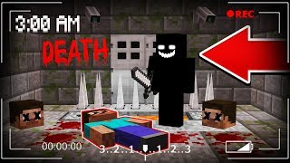 DO NOT PLAY THIS MINECRAFT MAP AT 3:00 AM!