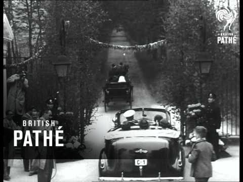 Selected Originals - Norway's Royal Wedding (1953)