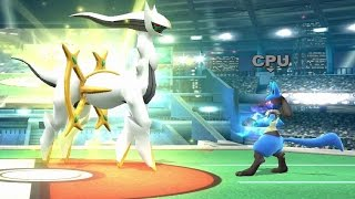getlinkyoutube.com-Super Smash Bros. Wii U - All Pokeball Pokemon