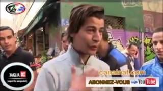 getlinkyoutube.com-شاب عنابي مقود في فرنسا يتكلم عن الجزائر
