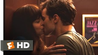 getlinkyoutube.com-Fifty Shades of Grey (4/10) Movie CLIP - What Is It About Elevators? (2015) HD