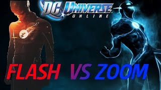 getlinkyoutube.com-DCUO-{FLASH vs ZOOM}