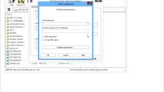 getlinkyoutube.com-Open a password protected rar file 100 % working