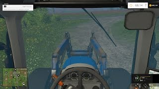 getlinkyoutube.com-Farming Simulator 2015 Gameplay #1 In the Forest