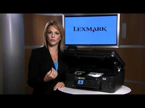 how to make lexmark printer wireless