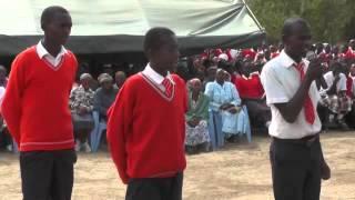 Kikuyu choral Verse - Kimondo