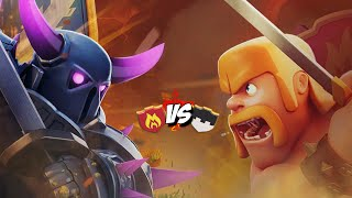 HOLOWIWI VS IRAQ CHAMPIONS - GUERRA - CLASH OF CLANS