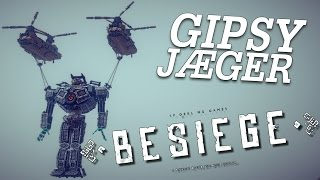 getlinkyoutube.com-YOUR CREATIONS (And one of mine) | Besiege #57 | Your Machines