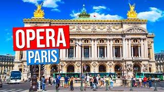 getlinkyoutube.com-Opéra Garnier - Paris, France   Palais Garnier   Paris Opera House