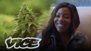 Charlo Greene - Interviewed By Vice About Her Marijuana Activism