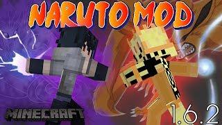 getlinkyoutube.com-Minecraft: NARUTO MOD!! (1.6.2)