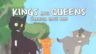 getlinkyoutube.com-Kings and Queens - Warrior Cats MAP - COMPLETE