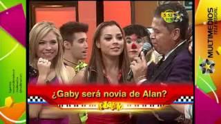 Gaby afirma que anda con Alan Pulido