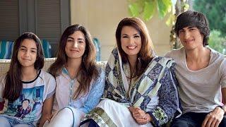 getlinkyoutube.com-Reham Khan Family and Personal Life