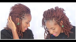 Kinky Crochet twists