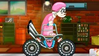 getlinkyoutube.com-Сartoon about funny cars - Madmen Racing S1E3 - movie for kid HD