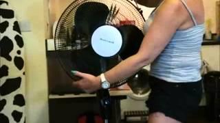 getlinkyoutube.com-Honeywell 3 speed fan