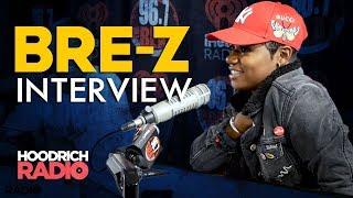 Bre-Z Talks New Series