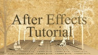 getlinkyoutube.com-After Effects | TUTORIAL | Pop-Up Book Animation | No Plug-ins Needed