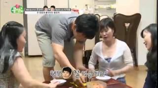 getlinkyoutube.com-친구들에게 인기 많은 남편, 조수아의 반응은?_채널A_부부극장 콩깍지 37회