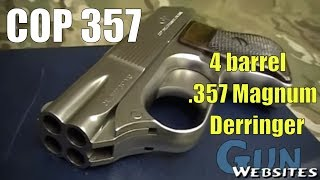 getlinkyoutube.com-Cop 357 Four Barrel Derringer