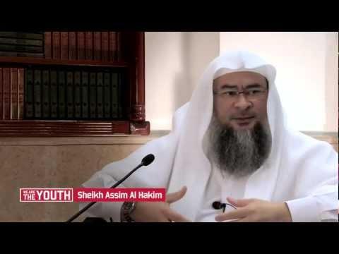 Wasting Time - Sheikh Assim Al-Hakeem -_nj3d9ooZhI