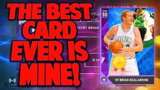 getlinkyoutube.com-NBA 2K16 MyTeam THE BEST CARD EVER IS MINE! NBA 2K16 My Team GOAT!