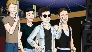 getlinkyoutube.com-RICARDO FORT   Serie animada   Capitulo 1