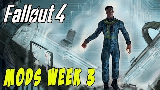 getlinkyoutube.com-FALLOUT 4 MODS - WEEK #3: Big Boobs, Super V.A.T.S, Body Collison, New Ghouls & More!