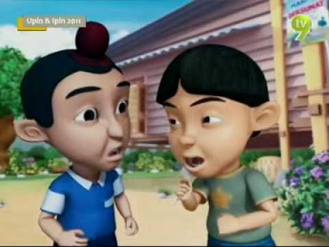 UPIN & IPIN 2011 (Season 5)  - Sakit Ke? (EPISODE 7)